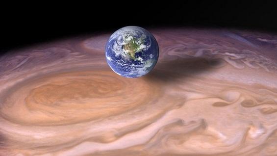 آیا سیارهای در ابعاد و نزدیک به دمای زمین وجود دارد؟