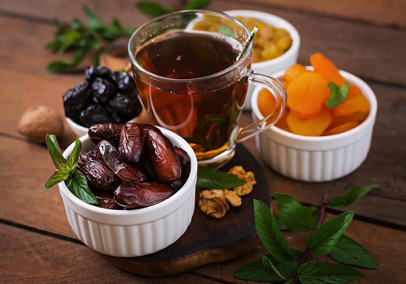علائمی که نشان می دهند تغذیه ماه رمضان تان صحیح است