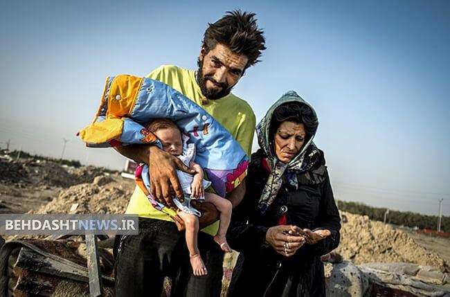 گزارش تکان دهنده از تولد نوزادان معتاد در تهران