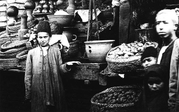 سوپرمارکتی در عهد قاجار + عکس
