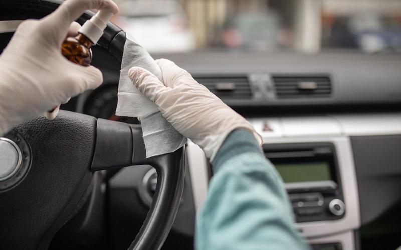 چند راهکار ساده برای ضدعفونی کردن اتومببیل