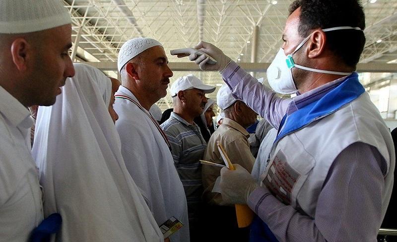 معاینات پزشکی زائران حج امسال آغاز شد