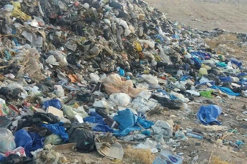 زبالههای پلاستیکی تهدیدی برای جان انسان