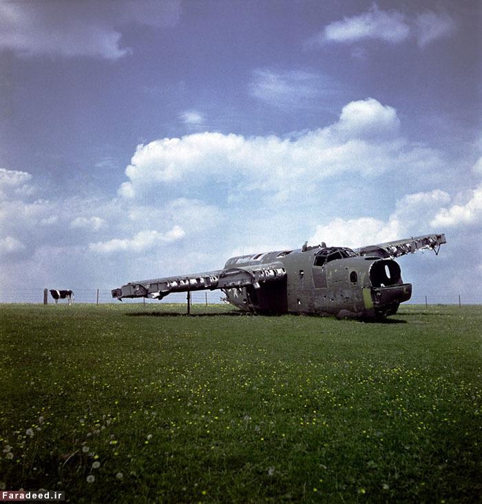 تصاویری منحصر به فرد از اروپا پس از جنگ جهانی + عکس