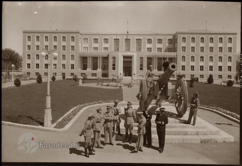 تصاویر دیده نشده از تهران در ۷۸ سال پیش + عکس