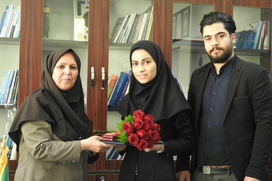 هدیه ازدواج وزیر بهداشت به یک پرستار