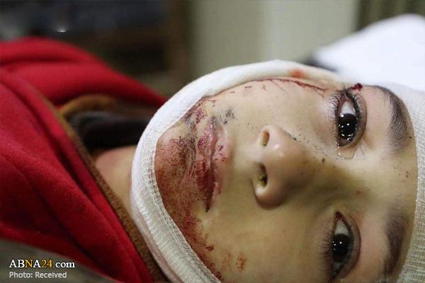 سلاخی کودکان افغانستان به دست داعش + عکس