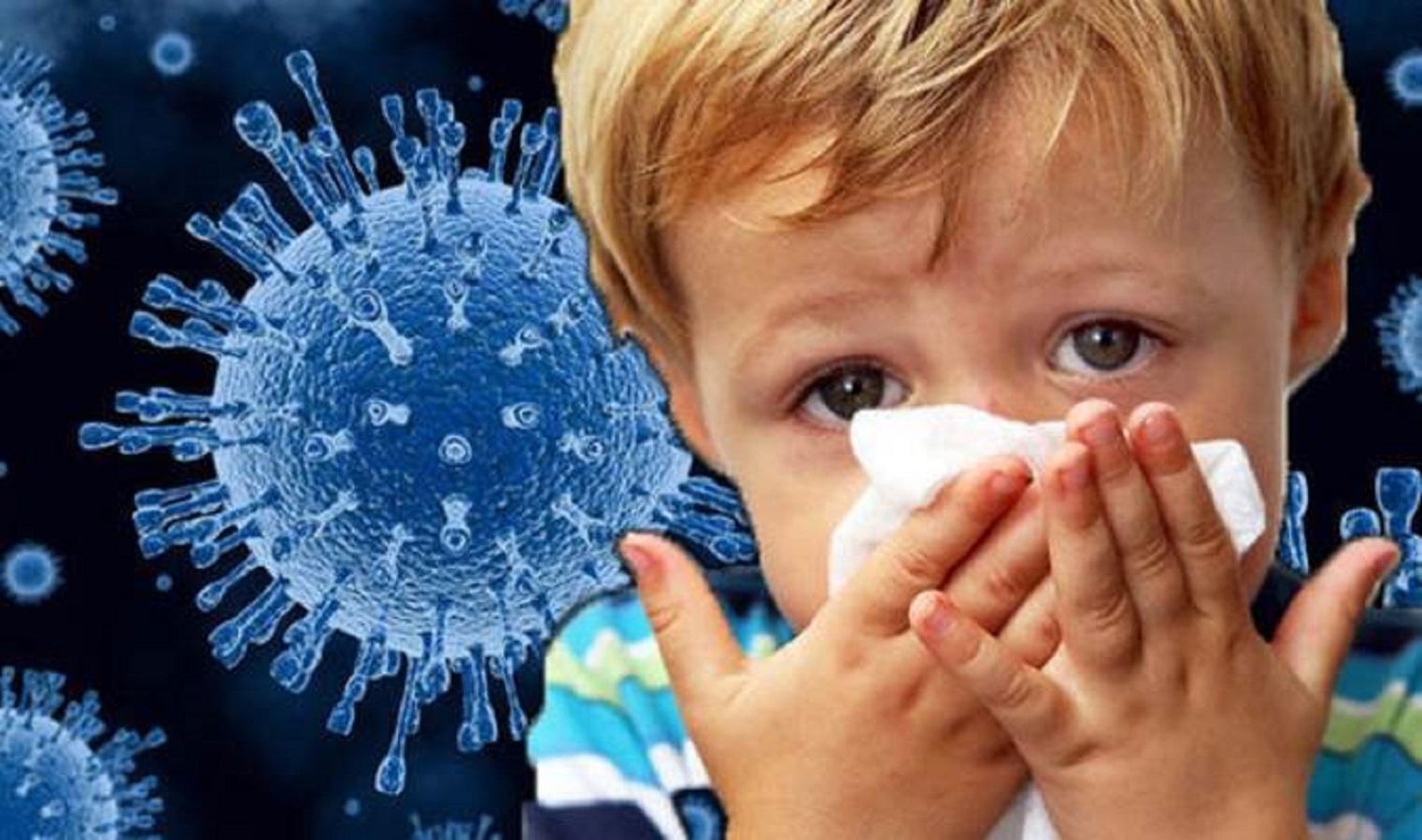 اولین نشانه کووید-۱۹ در کودکان چیست؟