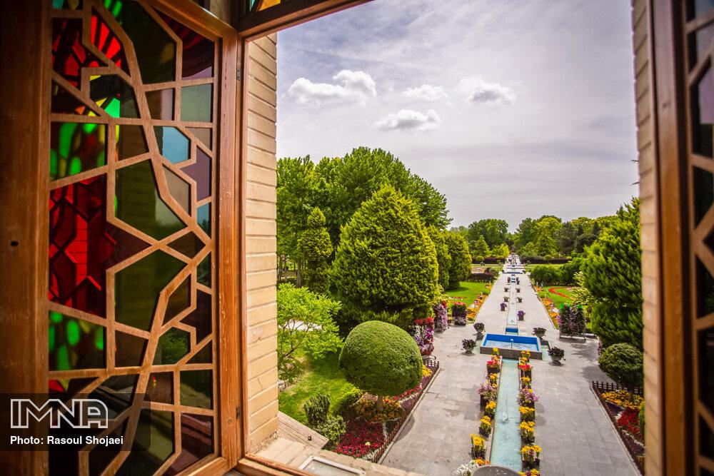 بهشتی در شهر اصفهان! + عکس
