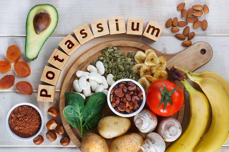 پیشگیری از بیماری های قلبی عروقی با رژیم غذایی حاوی پتاسیم