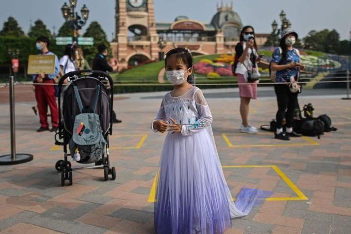 پایان کرونا در چین + تصاویر