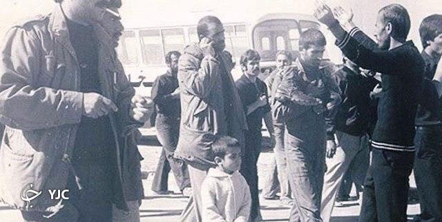 عزاداری شهید عباس بابایی در روز عاشورا + عکس