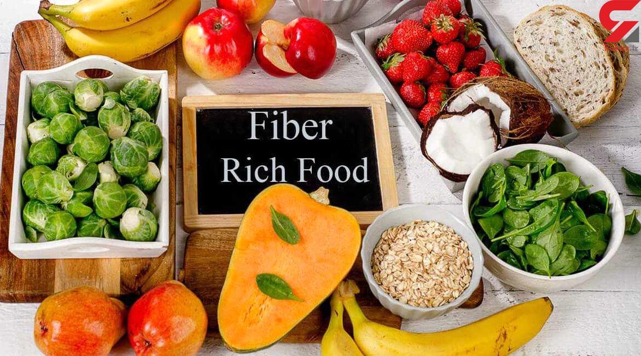 چه چیزی بلای جان غذاهای فیبردار است؟
