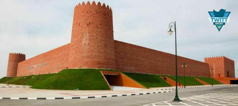 ورزشگاهی در قطر شبیه به ارگ کریمخان شیراز + عکس