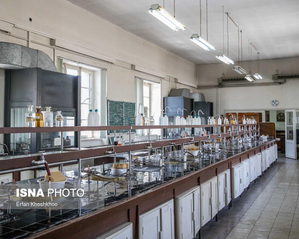 سکوت سه دانشگاه بزرگ تهران + عکس