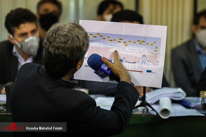 دادگاه رسیدگی به پرونده سانحه هواپیمای مسیر تهران- یاسوج+ عکس