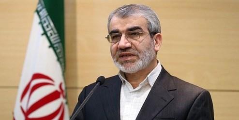 واکنش کدخدایی به تازه ترین تحریم آمریکا علیه ایران + عکس