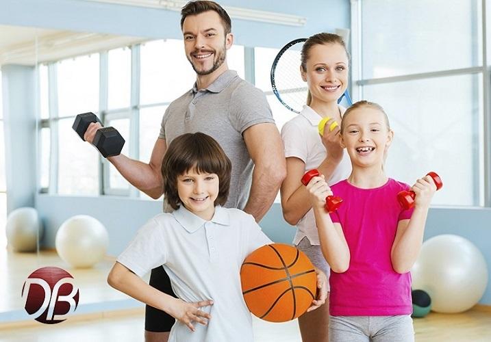 چگونه خانوادهمان را به ورزش کردن ترغیب کنیم؟