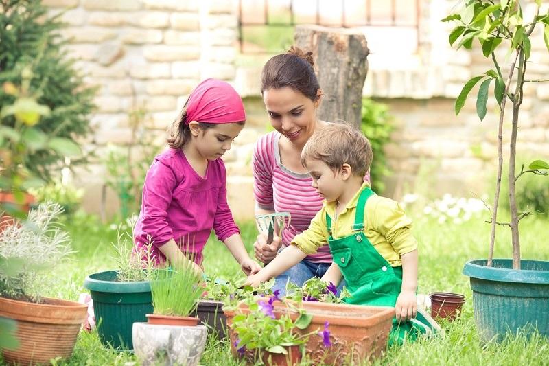 چگونه دوستی با طبیعت را به کودکان یاد دهیم؟