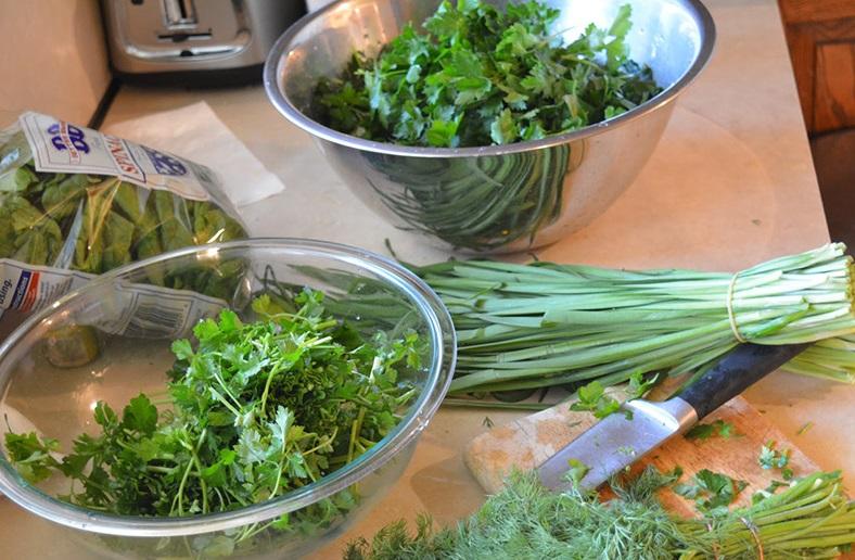 سبزی خشک شده بهتر است یا فریز شده ؟
