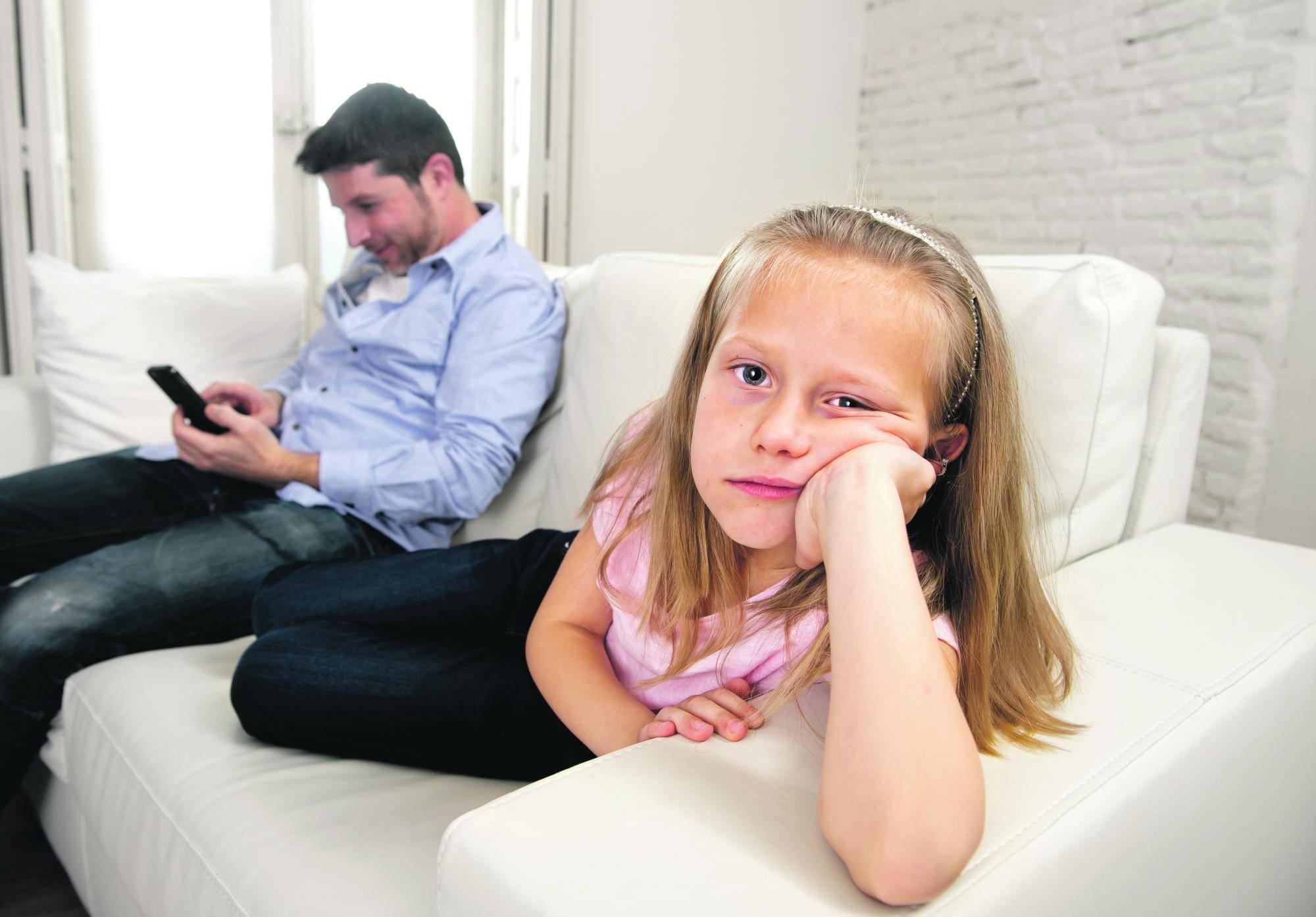کارهایی که والدین هرگز نباید جلوی کودکان انجام دهند