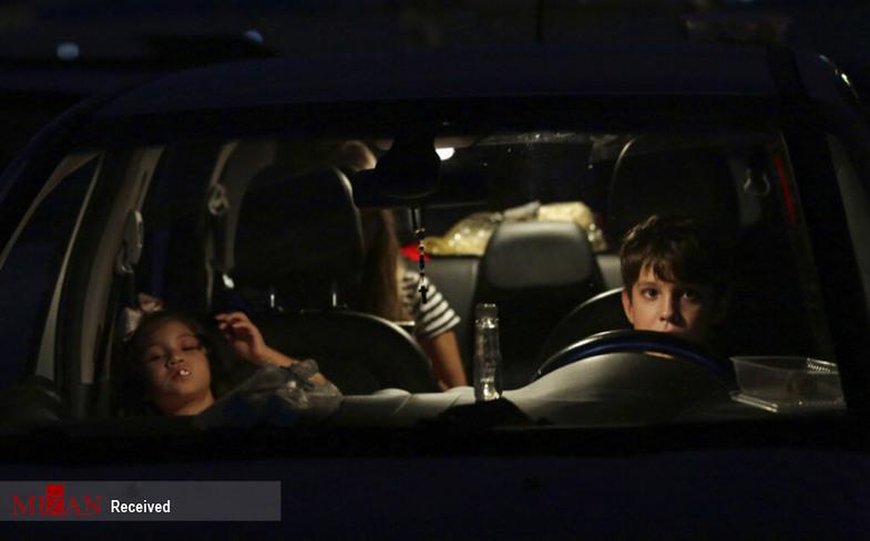 استقبال جالب برزیلیها از سینما اتومبیل + عکس
