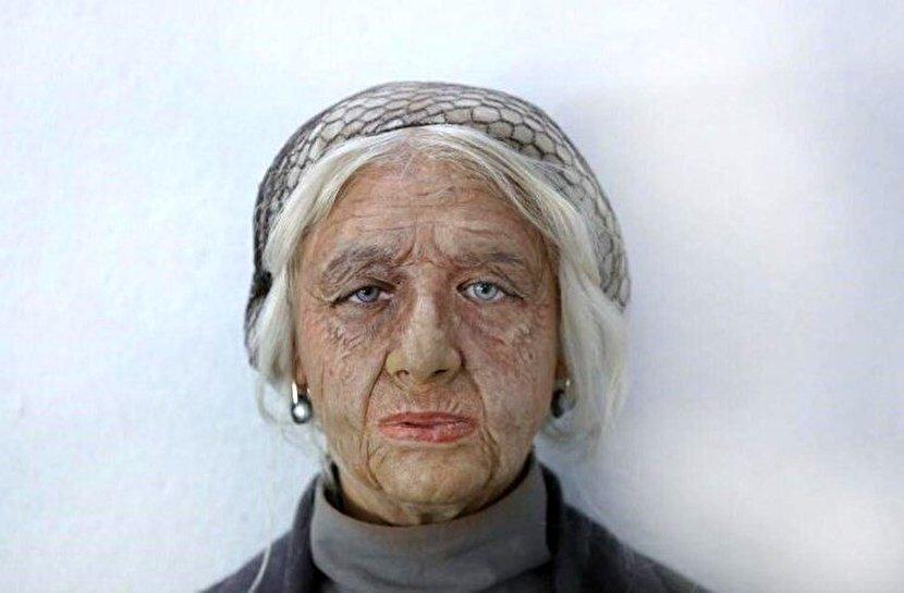 پیر شدن آزاده صمدی +عکس