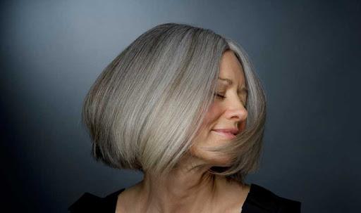 بازگشت رنگ طبیعی به موهای سفید شده