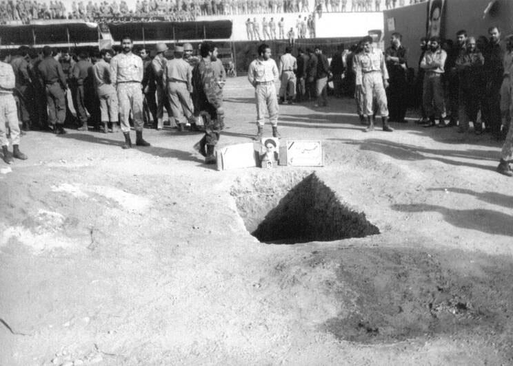 تصویری کمتر دیده شده از آرامگاه ابدی امام خمینی(ره) + عکس