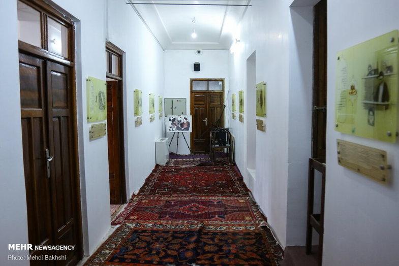 بیت امام خمینی(ره) در قم+ تصاویر