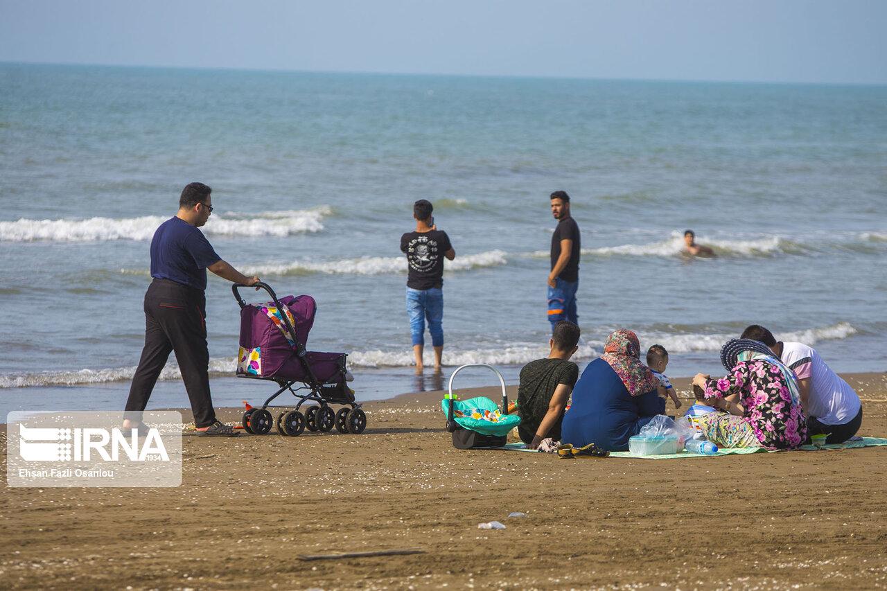 آغاز طرح سالم سازی دریای خزر در شرایط کرونایی  + عکس