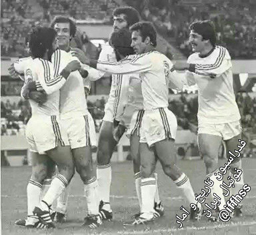 اولین شادی گل تاریخ ایران در جام جهانی+ عکس