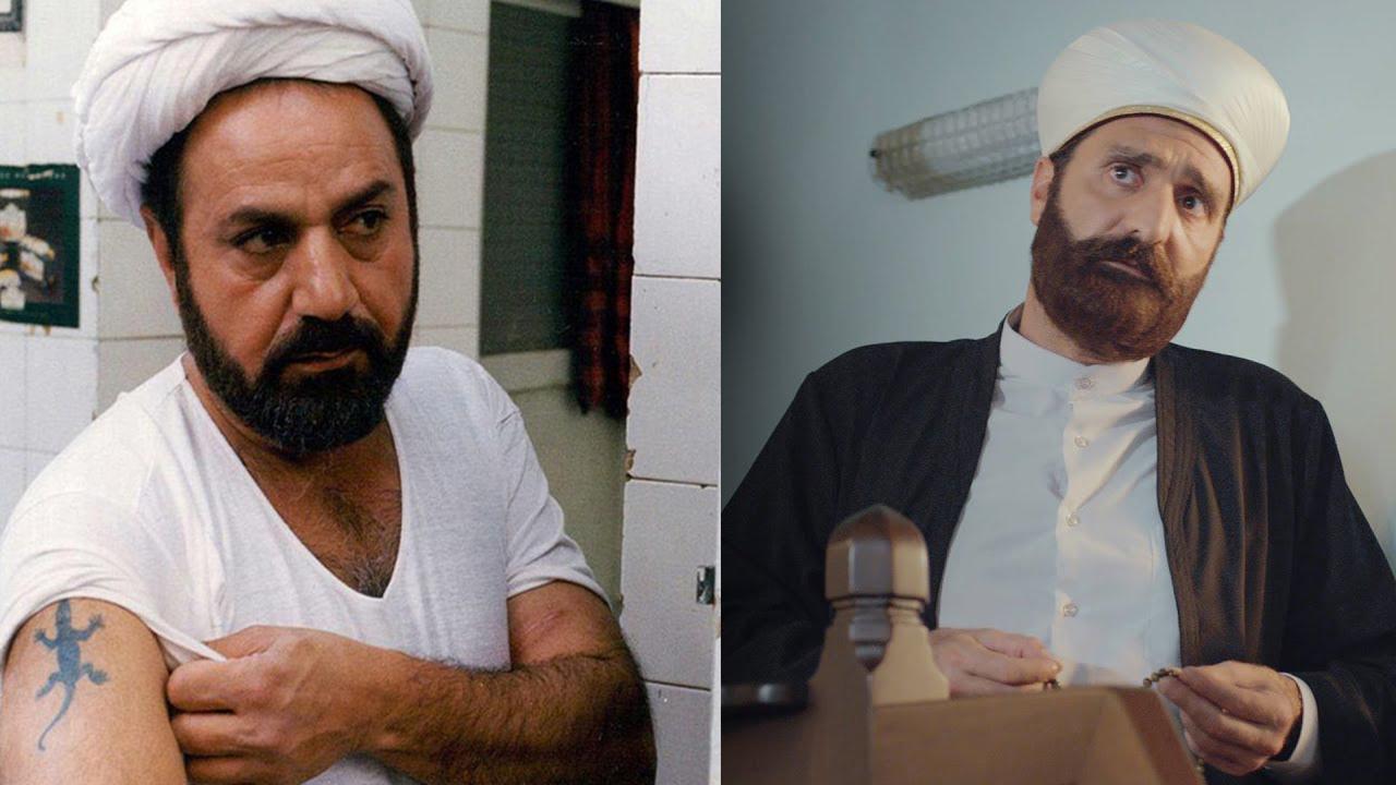 کپی برداری سریال ترکیهای از فیلم مارمولک + فیلم