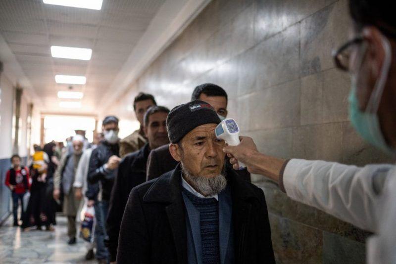 طرح جدید دولت افغانستان برای مقابله با کرونا