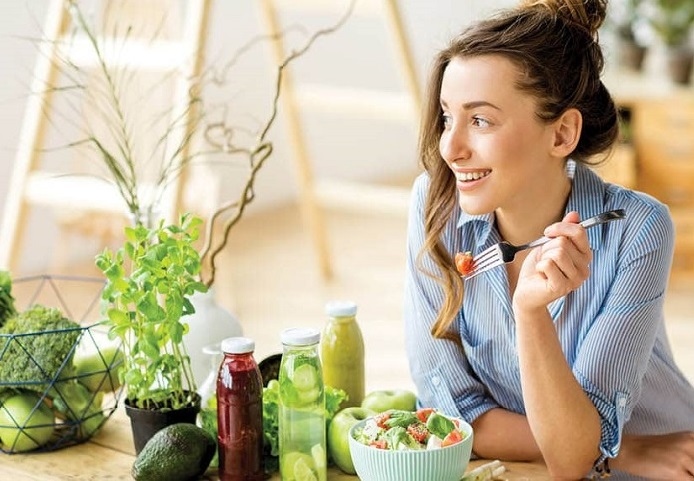 خوراکیهای ضروری در رژیم غذایی زنان