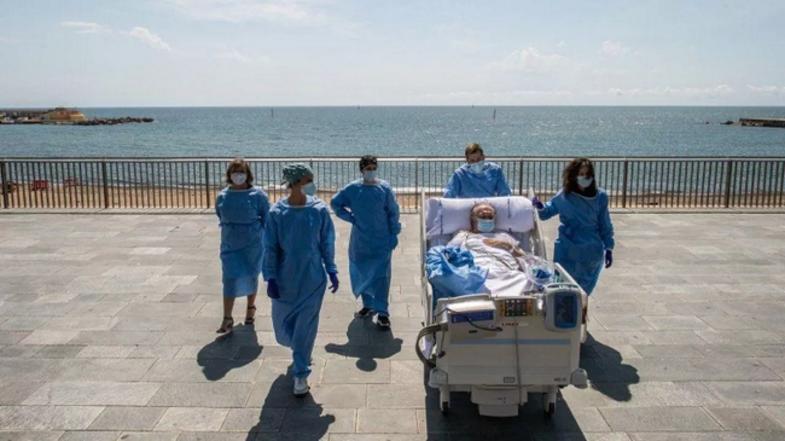 معالجات لاکچری برای بیماران کرونا  +عکس