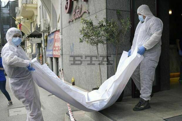 انتقال جسد قاضی فراری غلامرضا منصوری  + عکس