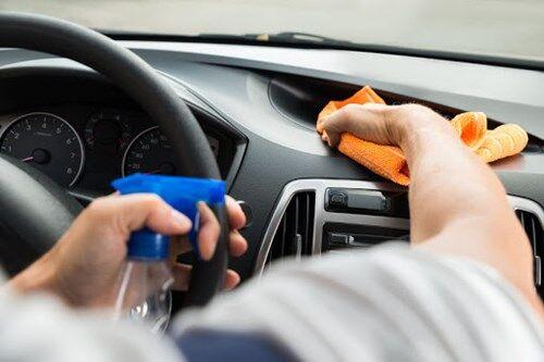 آیا روزانه خودرو خود را ضدعفونی کنیم؟