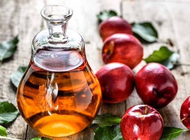 چطور با 2 قاشق سرکه سیب چند کیلو لاغر کنیم؟
