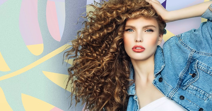 بهترین روش های مراقبت از موهای فر و مجعد