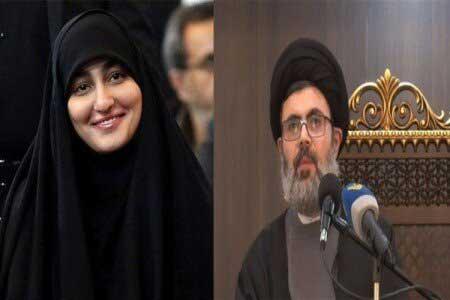 پدر همسر دختر سردار سلیمانی کیست؟ +عکس