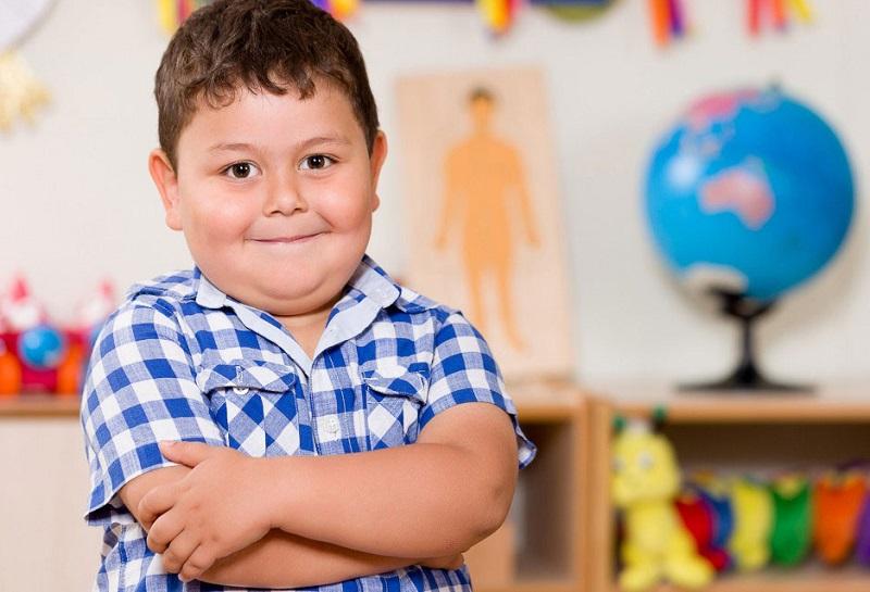 چاقی کودک، نشانه قوی بودن اوست؟