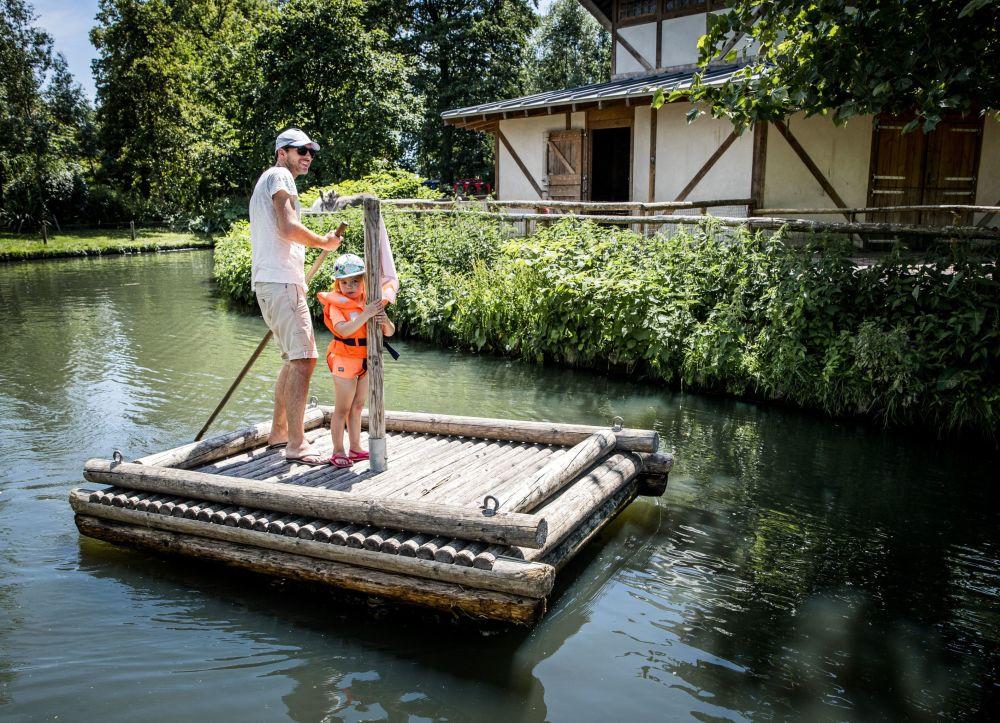 خوشگذرانی اروپاییان در روزهای داغ تابستان + عکس