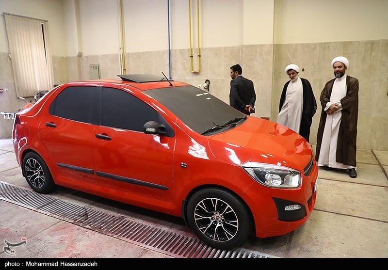 رونمایی از پلتفرم جدید خودروی ملی در دانشگاه علم و صنعت + عکس