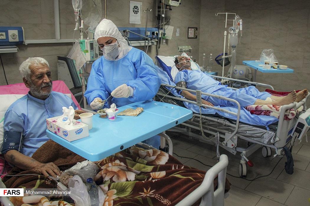 شناسایی 2549 بیمار جدید مبتلا به کرونا/ افزایش بیماران بستری در تهران