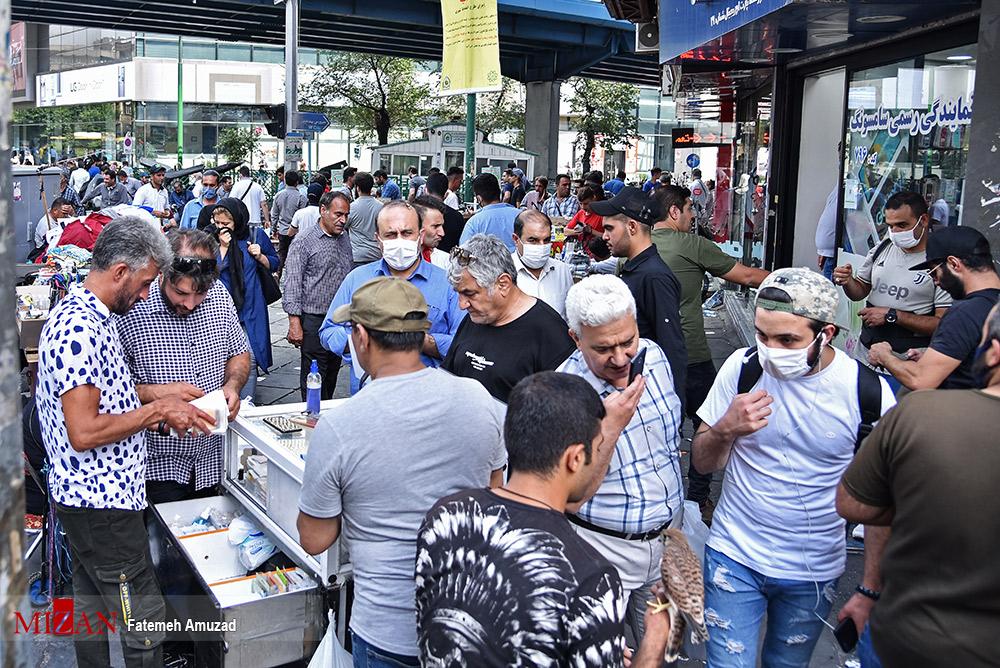 ایران سوم جهان در فوتیهای کرونا در 24 ساعت اخیر + عکس