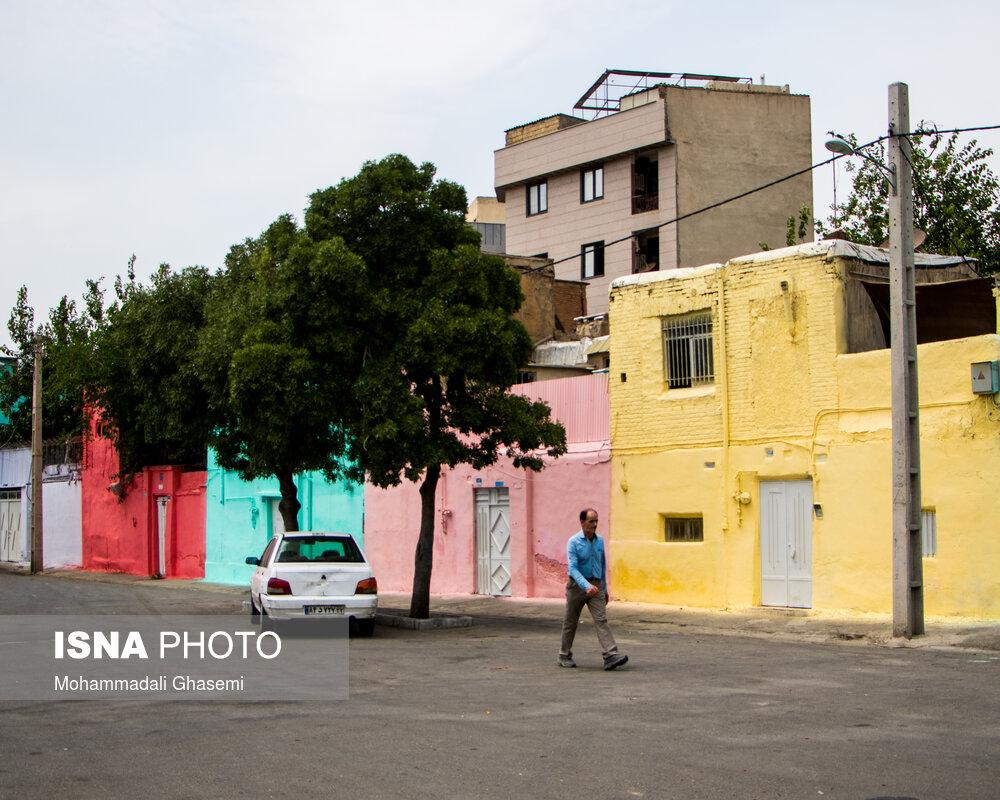 زنانهترین آرامگاه ایران + عکس