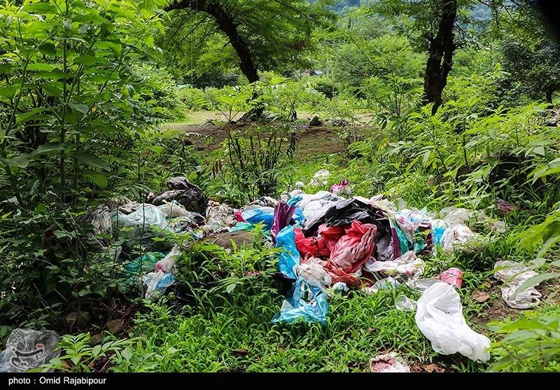 سوغات کثیف گردشگران به روستاهای گیلان + عکس
