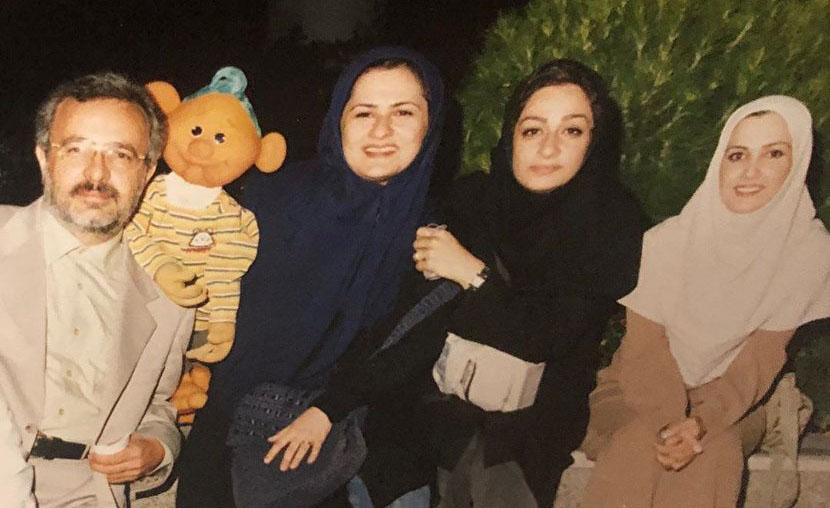 عکس زیرخاکی که خاله نرگس سانسورش کرد! + عکس