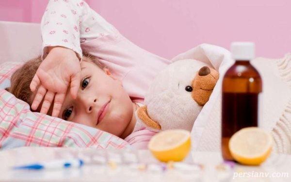 بیماری های شایع فصل گرما در کودکان و راههای مواجهه با آنها